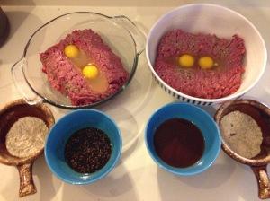 Asian & BBQ Meat L
